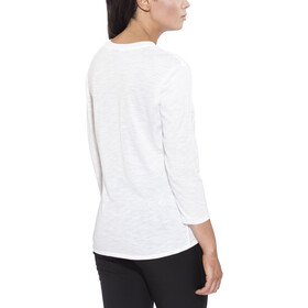 Patagonia Mainstay 3/4 Sleeved Top Damen white